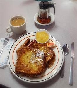 FRENCH TOAST BREAKFAST | October 20, 2019