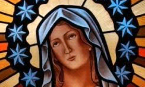 Our Lady of Lourdes | Jennifer Hubbard