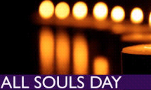 All Souls Day | Monday, November 1