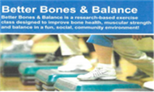 JOIN US | Healthy & Fit - Better Bones & Balance